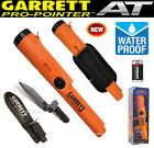 GARRETT PROPOINTER AT & GARRETT EDGE DIGGER With Sheath RECOVERY KIT