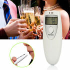 DIGITAL ALCOHOL BREATH LCD BREATHALYZER ANALYZER TESTER DETECTOR - QUICK SHIP