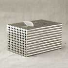 50Pcs 4x2mm Strong N35 Neodymium Magnets Rare Earth Round Disc Fridge Craft AB62