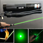 10Mile Military Green 5MW 532NM Laser Pointer Pen Lazer Visible Beam Burning
