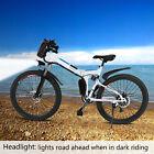 "Foldable 26"" 36V Electric Power Mountain Bicycle E-bike Damping Bike 2 Styles us"