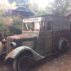 1934 Other Makes  1934 International Mail Truck Stepvan Panel wagon not Bagged no Air Ride Rare