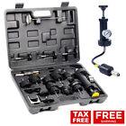 Radiator Pump Pressure Cooling System Coolant Leak Tester Test Kit Car Adapter