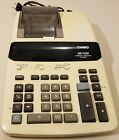 Used - Casio - DR-T120 -Desk Top Calculator -Thermal Printing - EX -Tested -READ