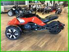 Can-Am Spyder F3  2015 Can-Am Spyder F3 S SE6 Used