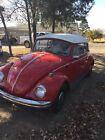 1969 Volkswagen Beetle - Classic  1969 Volkswagon Beetle Convertible