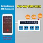 GSM Mobile Phone Remote Control Socket SC3-GSMT temperature control + timing