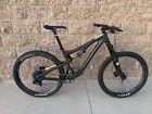 Santa Cruz 5010 CC w NEW PARTS!!carbon full suspension 27.5 mountain bike