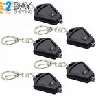 Finware 5 Pack Mini LED Keychain Flashlight, Ultra Bright Key Ring Light...