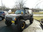 1987 Jeep Cherokee  1987 Jeep Cherokee Built to Offroad