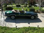 1993 Jaguar XJS Convertible 1993 Jaguar XJS Convertible in great condition