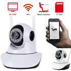 720P 1 Megapixel Pan Dome Tilt Night vision Security  IP Camera Wireless WiFi