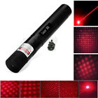 8000M Red Laser Pointers 303 5mw 650nm Pen Light Lazer Visible Beam Zoomable