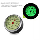 Mechanics Luminous Mini Car Thermometer Automobile Auto Dashboard for Workbench