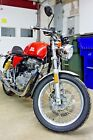 2014 Royal Enfield Continental GT  Continental GT 2014 Red
