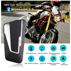 T9S1000m intercom Wireless Bluetooth FM Radio Motorcycle Helmet Headset USB