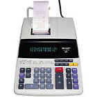 12-DIGIT 2-COLOR RIBBON PRINT HEAVY DUTY CALCULATOR AC 4.3 LPS