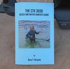 GARY DRAYTON MINELAB CTX 3030 BOOKS