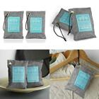 Bamboo Activated Charcoal Odor Absorber Eliminator Air Purifier Freshener Bags