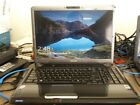 Toshiba Satellite P305-S8820 T5550 Core 2 Duo@ 1.83GHz 200GB HDD Bad BATT DAMAGE