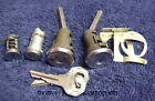 NOS Door Trunk & Ignition Locks With Keys AMC Rambler 63 64 65 66 67