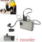 8G voice bug ear listen recorder Through wall device monitor High sensitivity