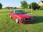 1987 BMW M6  Extremely hard to find in this condition Beautiful M6