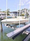 2013 Scout 177 Sport Yamaha F70 45 Hours,  Motorguide Remote 50 lb  Saltwater