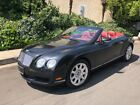 2007 Bentley Continental GT CONVERTIBLE 2007 Bentley GTC Convertible, Low miles, Best colors, One Owner, Like New!!