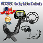 MD-3030 Waterproof Metal Detector Sensitive Search Treasure Hunter W/ Headphone