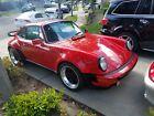 1978 Porsche 911 Widebody 1978 Porsche 911 ROW Euro 930 Turbo Look Steel Wide Body Numbers Matching 3.0