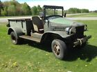 1942 Dodge Power Wagon  1942 Dodge Power Wagon WC21 Open Cab Weapons Carrier
