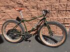 "Ritchey Commando 19"" SRAM GX 1x custom built FATBIKE"