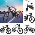 NEW Folding Electric Bike/Mountain Bike Portable &bluetooth speakers Black