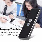 Learn 30 Language Translator Portable Smart Voice Instant Traductor simultaneo