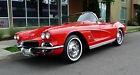 """1962 Chevrolet Corvette FUELIE 1962 Chevrolet Corvette """"Fuelie"""" Owned for over 25 years, Frame Off Restoration"""
