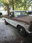 1976 Ford F-250  1976 Ford F-250 460 2WD low miles No Reserve!!!!!