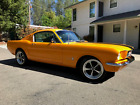 1966 Ford Mustang 2+2 1966 Ford Mustang Fastback 2+2