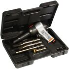 Chicago Pneumatic CP717K Super Duty Zip Gun Hammer Kit with 4 Chisels .498 Shank
