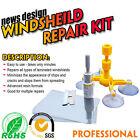 Windscreen Windshield Repair Tool Set DIY Car Auto Kit Wind Glass For Chip Crack