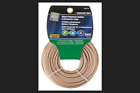 Monster Cable 100 ft. L White Telephone Station 4-Conductor Wire