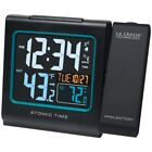 LA CROSSE TECHNOLOGY La Crosse Technology Projection Alarm With Color Display