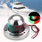 12V 316 Stainless Steel Marine Boat Yacht Combination LED Navigation Bow Light