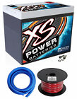 XS Power D2700 4300 Amp Power Cell Battery+Terminal Hardware+Power/Ground Wires