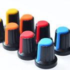4 Colors 50PCS Potentiometer Knob Switch Cap Plastic Knob Sale 15 * 17 * 6mm