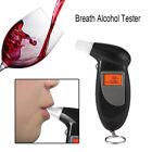 Professional Anti-drunk Driving LCD Digital Alcohol Tester Backlit Display