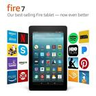 "Fire 7 Tablet with Alexa, 7"" Display, 8 GB, Black - Special Offers"