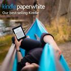 "Kindle Paperwhite E-reader - White, 6"" High-Resolution Display (300 ppi)..."