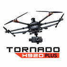 Yuneec Tornado H920+ Plus Drone w/ CG04 Camera, ProAction, ST16, Case OPEN BOX