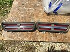 1969 Firebird Tail Lights Original GM